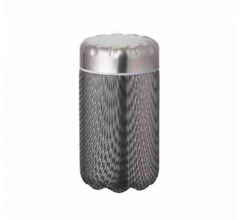 Avanti Fluid Double Wall Vacuum Food Flask 500ml Carbon - SKU 15287