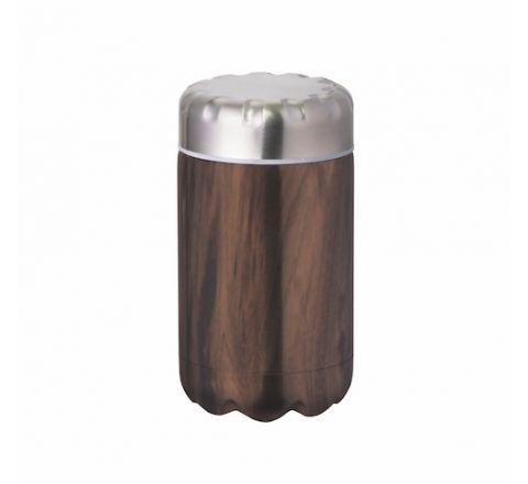 Avanti Fluid Double Wall Vacuum Food Flask 500ml Driftwood - SKU 15288
