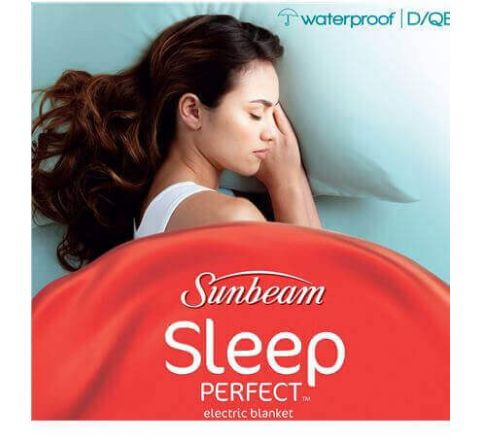 Sunbeam Waterproof Double Queen -  SKU BL5241