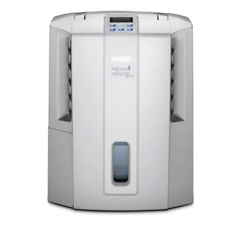 Delonghi AriaDry Slim Dehumidifier 16L - DES16EW