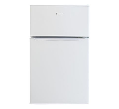 Parmco 88L Under Bench Fridge Freezer White -SKU FR88WUBF