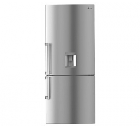 LG 450L Bottom Mount Refrigerator - SKU GBW450UPLX