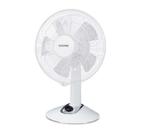 Goldair 40cm Whisper Quiet Desk Fan - SKU GCDF340