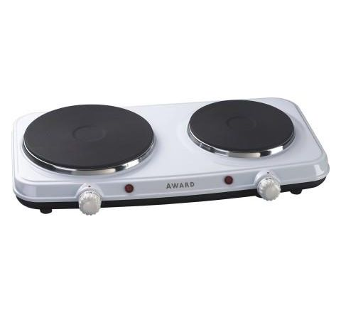 Award Double Hotplate - SKU HP2252