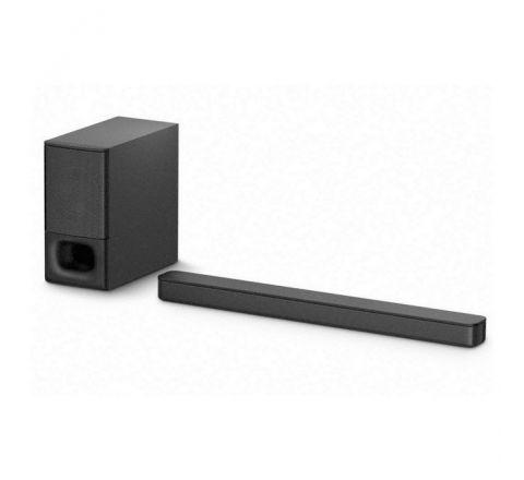 Sony 2.1ch Soundbar with Subwoofer and Bluetooth - SKU HTS350