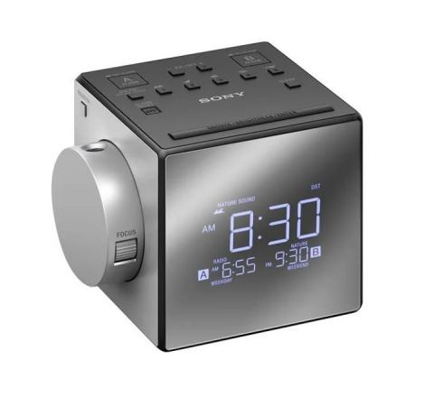 Sony  Clock Radio with Time Projector - SKU ICFC1PJ