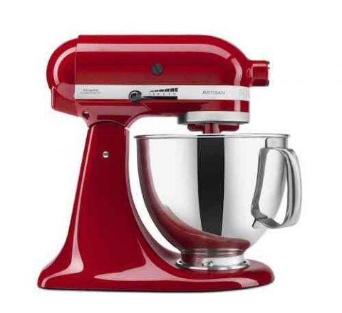 KitchenAid 4.8L Artisan Stand Mixer Empire Red- SKU 5KSM150PSAER