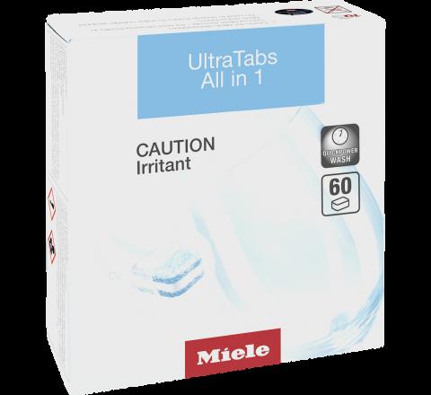 Miele UltraTabs All in 1 - 60 Pack - SKU 11295840