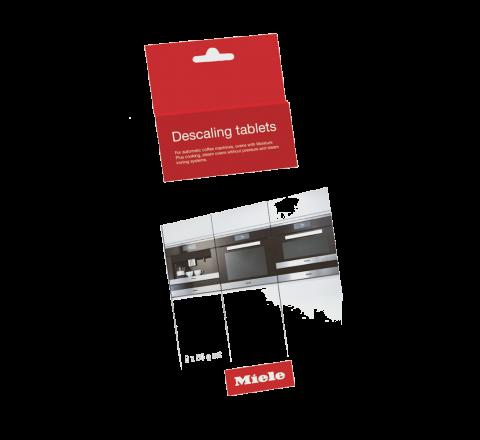 Miele Descaling Tablets Sample - SKU 99501281