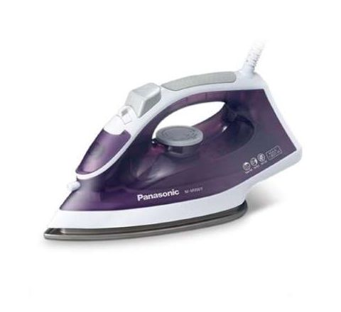 Panasonic White-Purple Iron - NIM300TVSJ