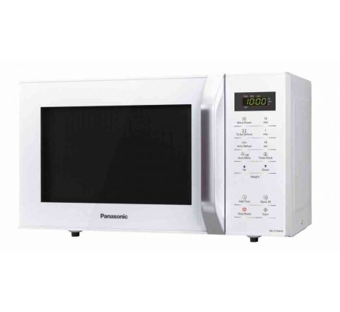 Panasonic 25L White Microwave Oven - SKU NNST34HWQPQ