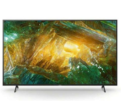 "Sony 75"" X8000H 4K Ultra HD with High Dynamic Range (HDR) Smart TV (Android TV) - SKU KD75X8000H"