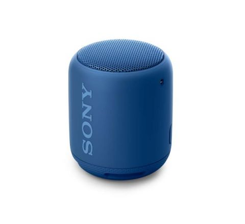 Sony Portable Wireless Speaker with Bluetooth Blue - SKU SRSXB10L