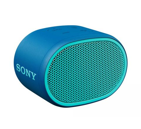 Sony XB01 Extra Bass Portable Bluetooth Speaker Blue - SKU SRSXB01L