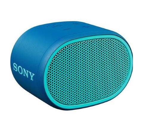 Sony XB01 Extra Bass Portable Bluetooth Speaker White - SKU SRSXB01W