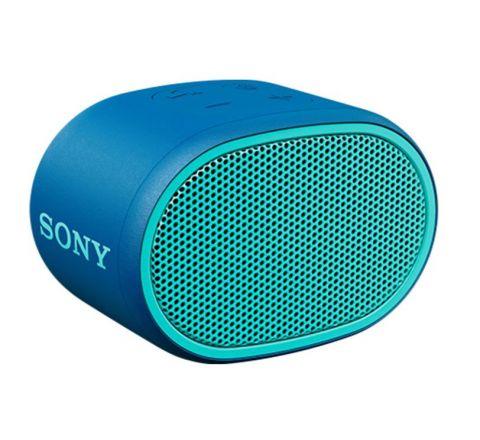 Sony XB01 Extra Bass Portable Bluetooth Speaker Blue - SKU SRSXB01L