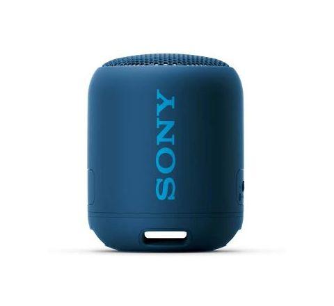 Sony XB12 Extra Bass Portable Bluetooth Speaker Blue - SRSXB12L