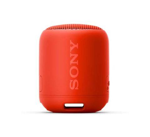 Sony XB12 Extra Bass Portable Bluetooth Speaker Red - SRSXB12R
