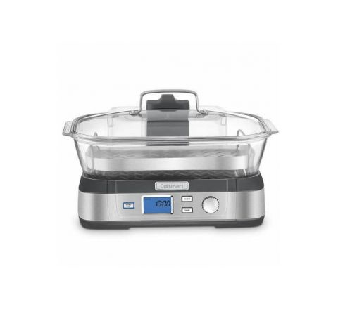 Cuisinart 5L Cookfresh Digital Glass Steamer - STM-1000A