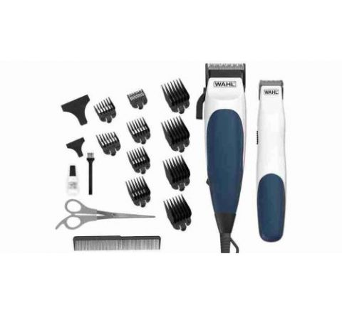 Wahl Home Cut Combo Complete Haircutting Kit - SKU 09243-4812