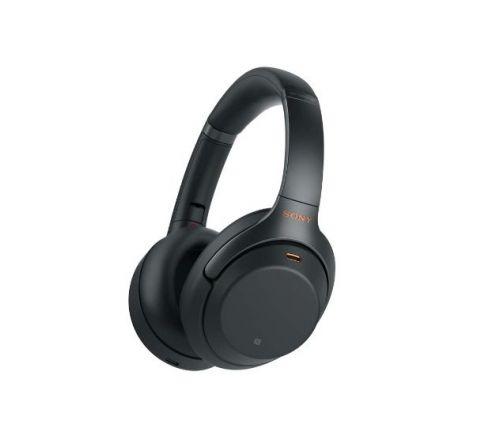 Sony WH-1000XM3 Wireless Noise Cancelling Headphones Black - SKU WH1000XM3B