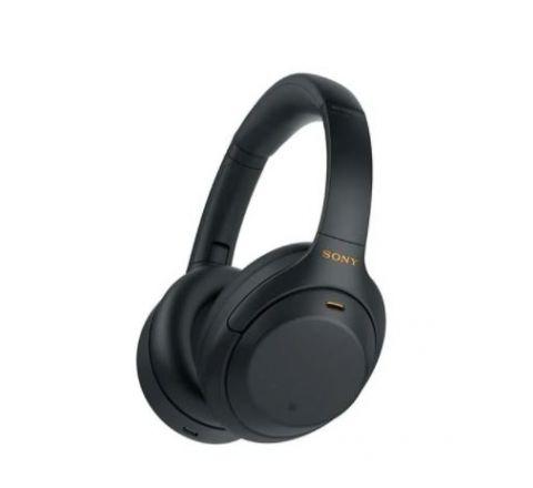 Sony Wireless Noise Cancelling Headphones Black - SKU WH1000XM4B